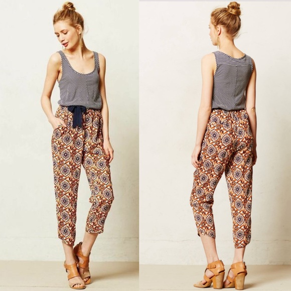 07d696fced1f Anthropologie Other - Anthropologie Lika Thebe Jumpsuit
