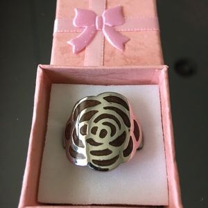 Jewelry - ❗️SALE ❗️NEW ENAMEL RING SIZE 10