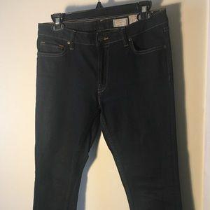 All Saints Mid-Rise Kenta skinny jeans