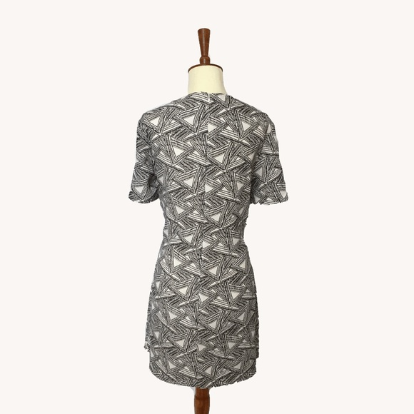 Topshop Dresses - Sketchy Triangles Dresss