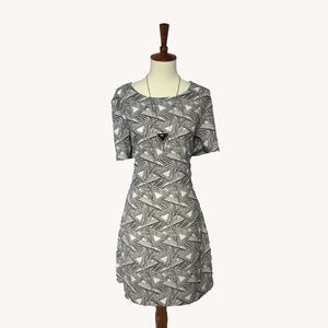 Topshop Dresses - Sketchy Triangles Dresss