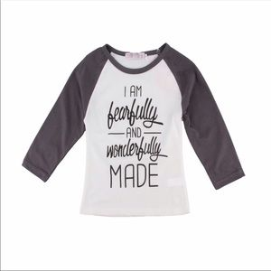 Other - Fearfully and Wonderfully Made Long Sleeve T-Shirt