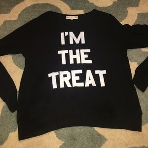 Wildfox limited edition Halloween sweatshirt!