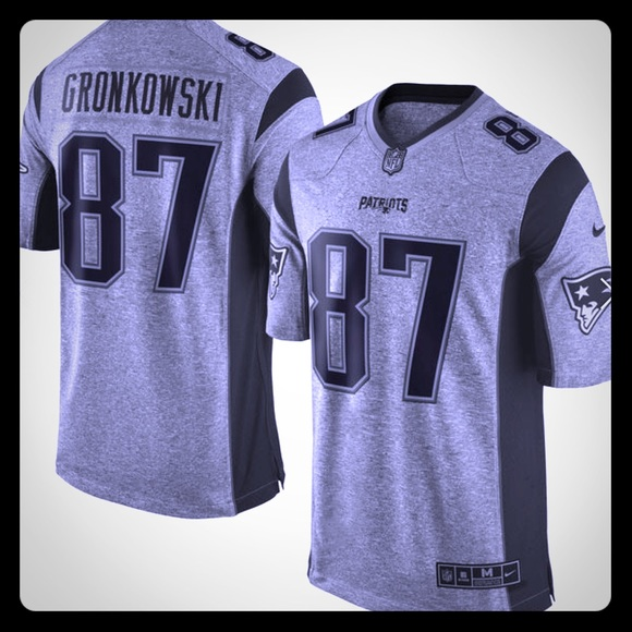 3fcf39cf9 Nike AUTHENTIC patriots jersey in limited edition