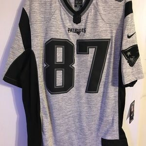 bee3a44be Nike Shirts - Nike AUTHENTIC patriots jersey in limited edition