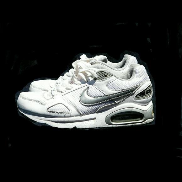 Zapatos Nike NewBlanco Air Max Zapatillas Poshmark NewBlanco Nike Con Gris fdb3f4