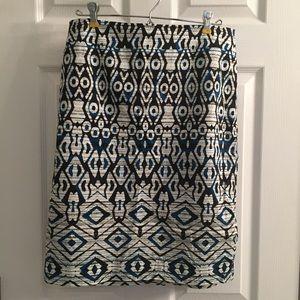 Ann Taylor pencil skirt, size 10