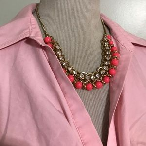 Jewelry - NEON PINK NECKLACE