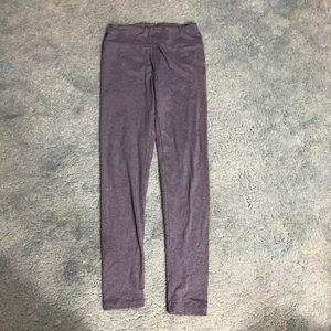 LuLaRoe Purple Jersey knit pattern