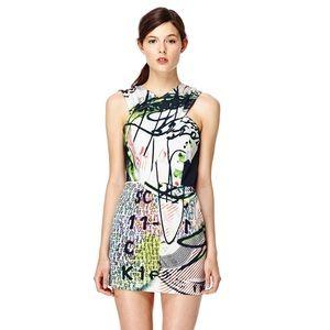 🌟FIRM💰CURRENT/ELLIOTT Fortune Teller Dress
