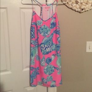Lilly- Barefoot Princess silk dress