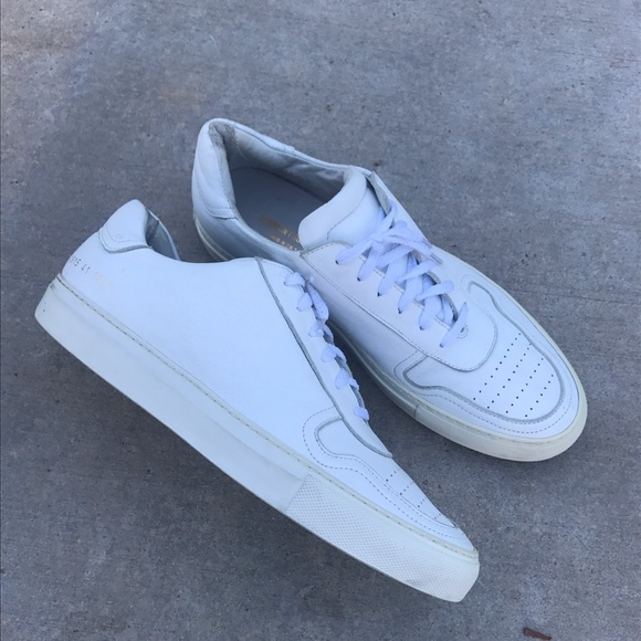 Common Projects Bball Low Sneaker Ua
