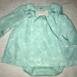 ❤️4 for $20❤️Small Wonders Infant One Piece Outfit