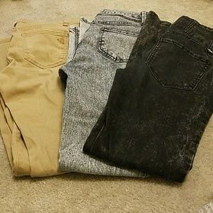 Pants - Skinny jean bundle