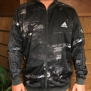 Adidas Men's Track Jacket NWT Size XL