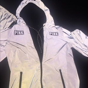Victoria secretPink Anorak jacket (XS/S