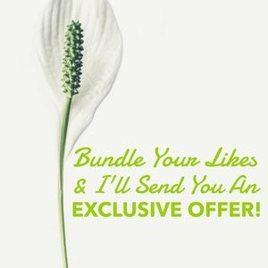 Bundle your likes & receive an exclusive offer!