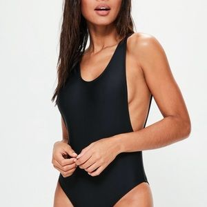 Misguided one piece swim suit