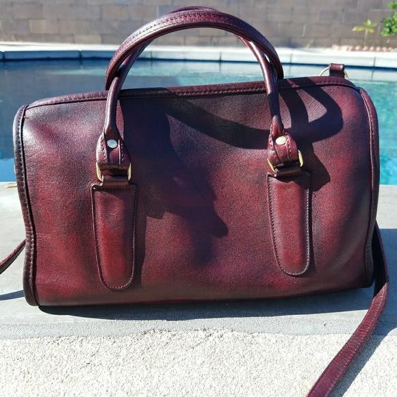 368fa87442090 Coach Handbags - Vintage Coach Madison Satchel Crossbody