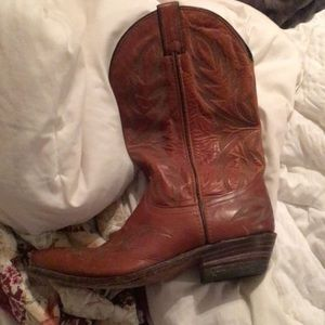 Cow girl/ cow boy boots
