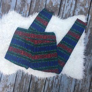 [lularoe] unicorn rare TC paisley aztec leggings