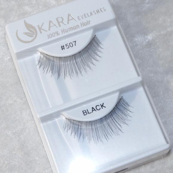 Kara Makeup Eyelashes 507 Natural Full Poshmark