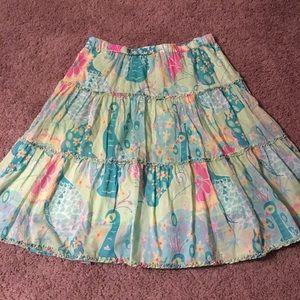 Lilly Pulitzer size medium skirt