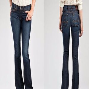 Lucky Brand Sofia Boot Cut Ankle Jeans