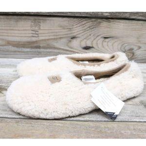 77c07be5eb0 UGG Birche Natural Sheepskin Lounge Slippers 🐑 Boutique