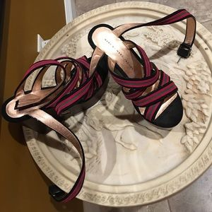 Marc by Marc Jacobs wedges .. Used