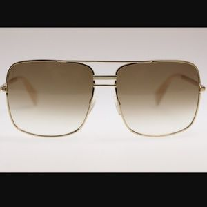 SOLD  Gold Celine sunglasses CL41808