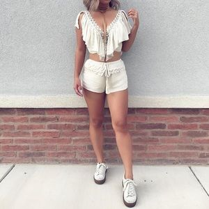 Tops - Boho girl set