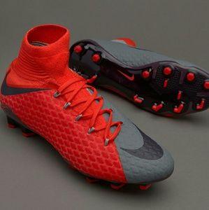 1b60801df0e Nike Shoes - Nike Hypervenom Phatal 3 DF FG Soccer Cleats 6.5