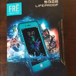 Brand New Fre LifeProof Case Cover IPhone 7 Plus