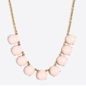 Jcrew bubble stone fashion statement necklace