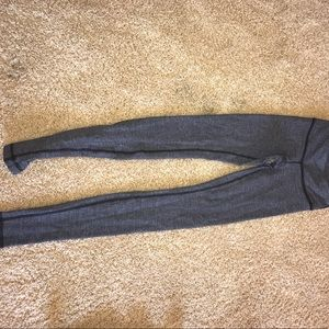 Lululemon rare harringbone leggings