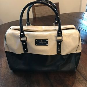 Kate Spade Structured Satchel