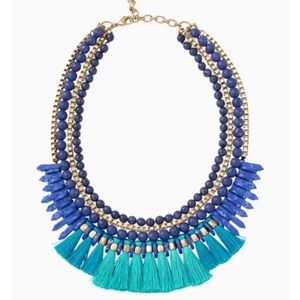 Stella & Dot Tresse Statement Necklace