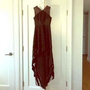 Bcbg max azria evening gown