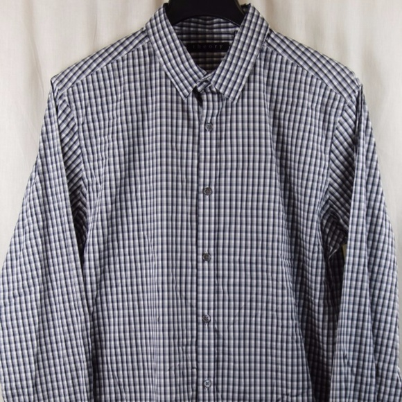78 Off Theory Other Mens Theory Eclipse Combo Shirt Sz