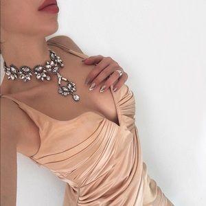 Dresses & Skirts - OhPolly blush midi dress