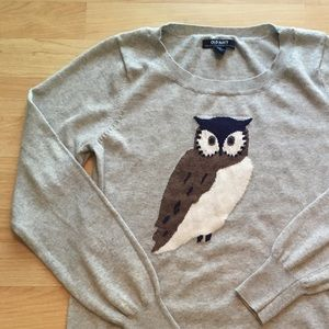 Owl Sweater Old Navy