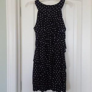 Dresses & Skirts - White House Black Market Small ruffle dress