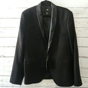 Men's H&M black blazer