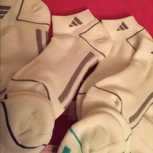 adidas Accessories - 1-6PK LEFT! Adidas Women's Low Cut Socks, 6PK