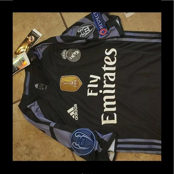 premium selection dff94 ab4ce Authentic Ronaldo Stadium Jersey NWT