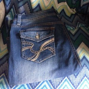 GUC Lei Sophia hipster jeans size 15