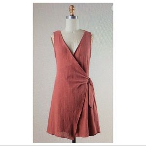 Wrap dress NWT sizes available S M L