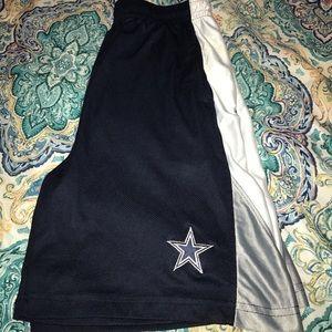 Other - Dallas cowboy basketball shorts!