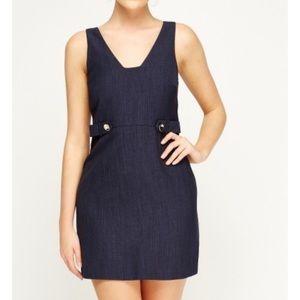Dresses & Skirts - Button detail dress. Size xsmall